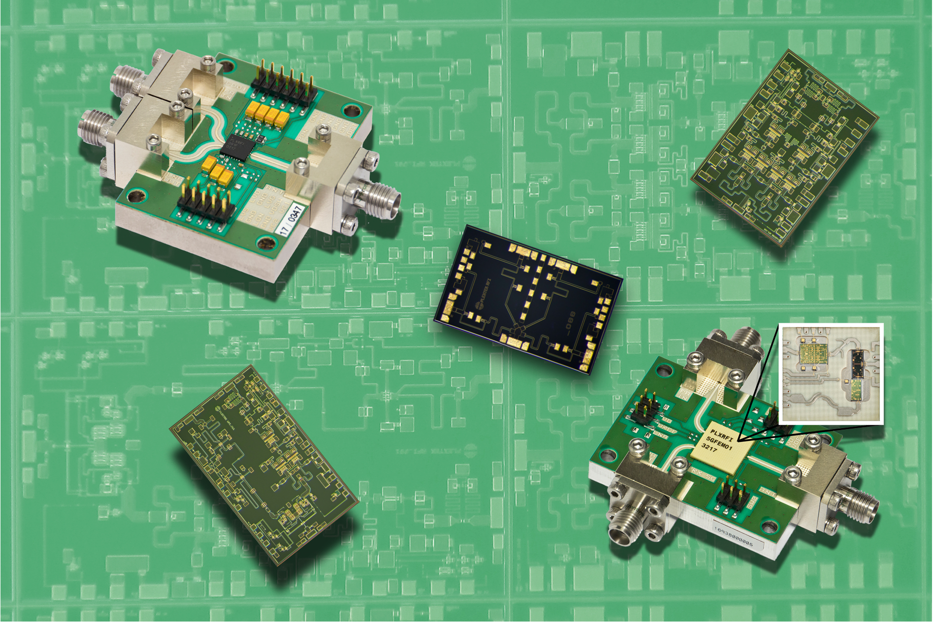 Published Articles Prfi Mmic Rfic Microwave Mmwave Specialists